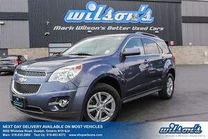 2013 Chevrolet Equinox LT AWD! NAVIGATION! HEATED SEATS! REAR CA