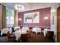 Restaurant Runner – Roux at Parliament Square
