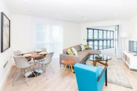 2 BED 2 BATH, 10th Floor, Balcony, £2400PCM Excluding Bills, Aldgate E1 -SA