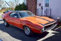 1972 AMC Javelin SST Pierre Cardin ONLY 1 in Canada TRADES AMX