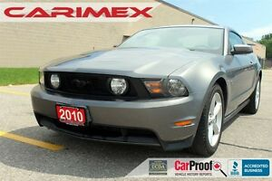 2010 Ford Mustang GT GT | ONLY 65K | CERTIFIED
