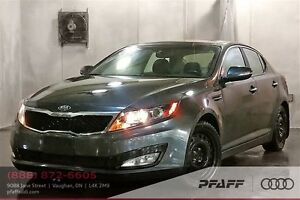 2013 Kia Optima EX Luxury at