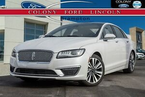 2017 Lincoln MKZ SPECIAL PURCHASE FROM LINCOLN!