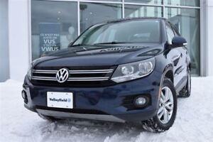 2014 Volkswagen Tiguan AUTOMATIQUE A/C CRUISE MAGS 4X4