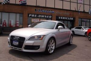 2008 Audi TT 3.2/LEATHER/BACK UP SENSOR/SPORTS SUSPENSION