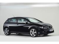 Wanted Seat Leon FR + TDI 170 Ps