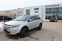 2014 Ford Edge SEL AWD 3.5 V6 SYNC REVERSE CAMERA PANORAMIC ROOF