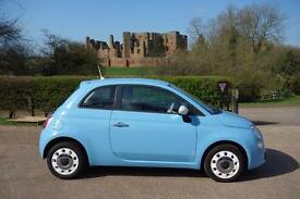 FIAT 500 1.2 2012 Blue Therapy