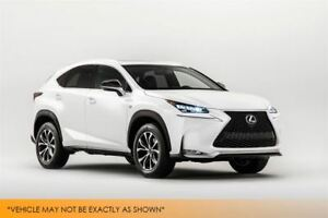 2016 Lexus NX 200t F Sport Series 2, Nav, Pano Roof, Backup Came