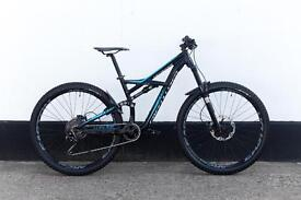 Specialized enduro full suspension fresh condition