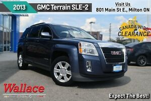 2013 GMC Terrain SLE-2/AWD/CLEAN HSTRY/1-OWNERHTD SEATS/BACKUP C