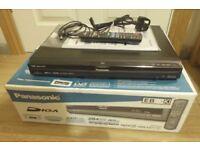 PANASONIC DMR-EX77 DVD RECORDER