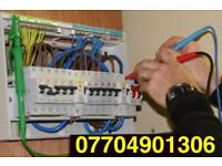 Electrician-Fully Qualified, FREE Quote CHEAP Prices, work Guaranteed 07704901306 call 24hrs a day