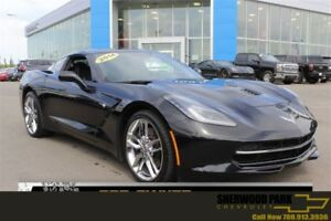 2014 Chevrolet Corvette Stingray Z51 3LT|Nav|Mag Ride Ctrl|Perf