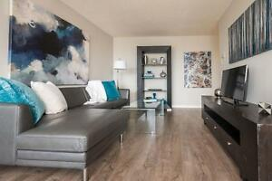 Huge Renovated Two Bedroom Suites w/ Ensuite Laundry