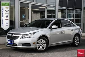 2012 Chevrolet Cruze LT Turbo, cruise control, power options