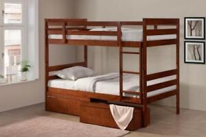 BUNK BED - BEST QUALITY BED FRAMES (BD-1072)