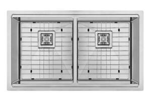 Kitchen Undermount sink| 16 Gauge | Premium | Free GRIDS | ALL SIZES| KITCHEN FAUCETS|WASHROOM FAUCETS