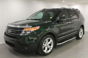 2013 Ford Explorer Limited|Parking Sensors|Back Up Cam |