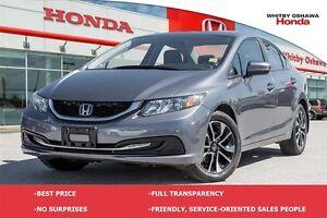 2014 Honda Civic EX (CVT)