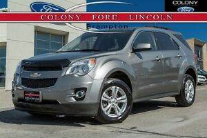 2012 Chevrolet Equinox JUST TRADED IN, 1 OWNER, CLEAN!