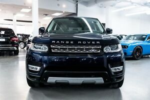 2014 Land Rover Range Rover Sport HSE V6 Running boards/Warranty