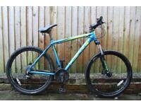 Claud Butler Alpina 21 HD Mountain Bike