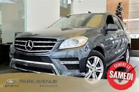 2012 Mercedes-Benz M-Class ML 350 BlueTEC**Toit Pano - DVD**