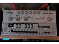Bass bot tt-03 tb303 clone