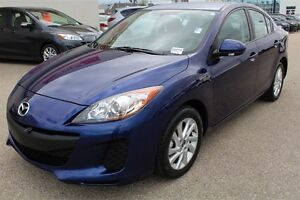 2013 Mazda MAZDA3 GX 5MT CONVENIENCE PACKAGE *CERTIFIED PREOWNED