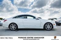 2012 Mercedes-Benz E350 Coupe AMG Sport Package + Premium Packag