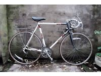 RALEIGH EQUIPE, vintage racer racing road bike, 23.5 inch, 12 speed