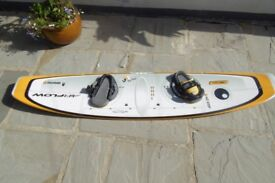 BIC AIRFLOW KITE BOARD. SHAPED BY MARCO COPELLO