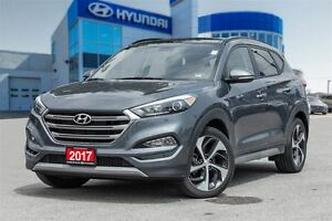 2017 Hyundai Tucson SE 1.6, SUNROOF, LEATHER