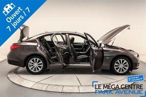 2014 Infiniti Q50 Premium, AWD, NAV, CUIR, TOIT