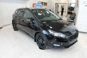 2016 Ford Focus Hatchback SE
