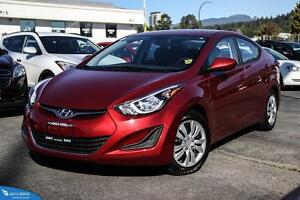 2016 Hyundai Elantra Sport Appearance Heated Seats and Air Co...