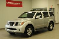 2006 Nissan Pathfinder SE 4X4 7 PASSAGERS MAGS FOGS