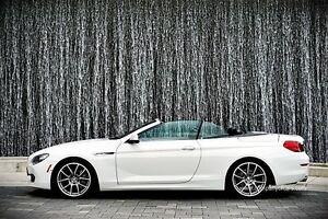 2012 BMW 650 i Cabriolet