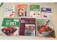 GI diet books