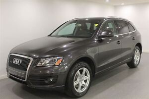 2011 Audi Q5 AWD|Heated Leather|Sunroof|PST Paid