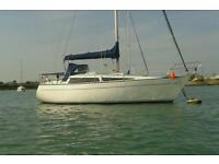 Sailing Yacht Leisure 27