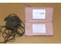 nintendo ds with 5 games of your choice package