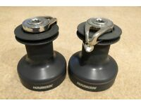 2x Self-Tailing Harken 40 Winches