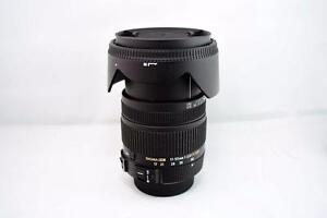 Sigma DC 17-50mm f2.8 EX HSM Zoom Lens