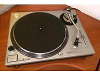 Technics SL-1200 Mk2 (SL-1210 Mk II) turntable