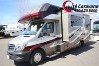 2016 Forest River Sunseeker 24R MBS / Solera 2400R 2 extensions