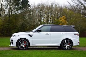 "22"" RANGE ROVER ALLOYS WHEELS"