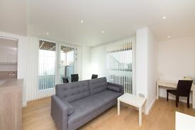 MODERN NEW FURNISHED 2 BEDROOM 2 BATH APARTMENT IN HOLLAND PARK WESTFIELD SHEPHARDS BUSH BAYSWATER