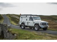 Land Rover Defender 110 DCB Hard Top LWB